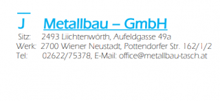 Firmenlogo Tasch Julius GmbH