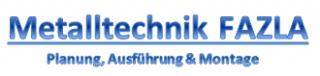 Firmenlogo Metalltechnik - Fazla GmbH