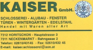 Firmenlogo Kaiser GmbH