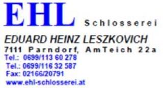 Firmenlogo Eduard Heinz Leszkovich