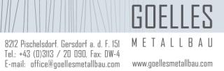 Firmenlogo Gölles/Holzer GmbH