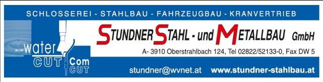Firmenlogo Stundner Stahl- und Metallbau