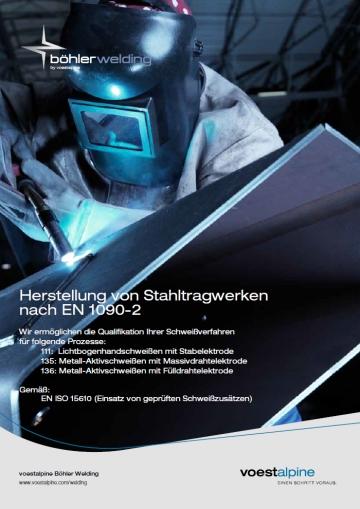 voestalpine Böhler Welding Austria GmbH  Galerie Bild 1