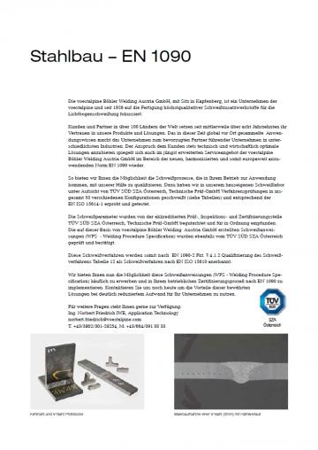 voestalpine Böhler Welding Austria GmbH  Galerie Bild 2