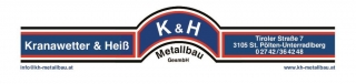 Firmenlogo Kranawetter & Heiß GmbH